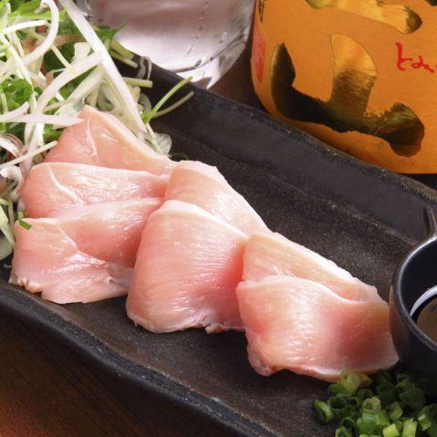 鶏料理がリーズナブルに楽しめる中山の居酒屋[とりいちず]